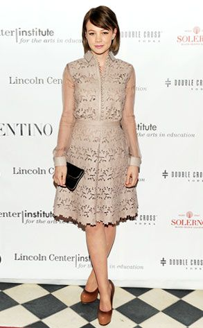 from Fashion Spotlight: Carey Mulligan | E! Online