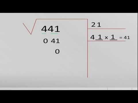 Aprender A Resolver Raíces Cuadradas Youtube Raiz Cuadrada Didactico Matematicas