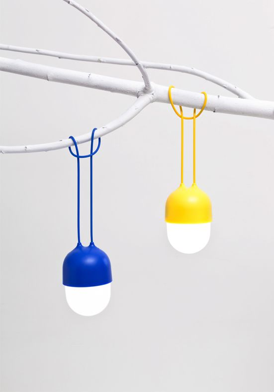 Petite lampe à balader Clover