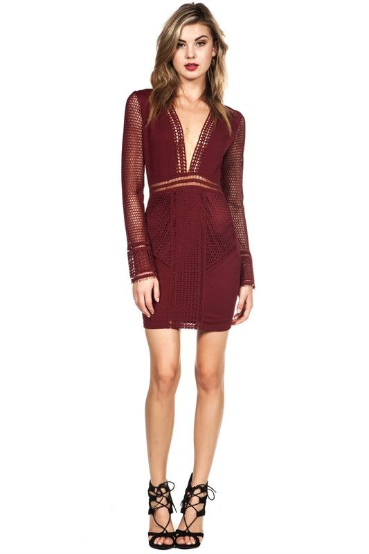 Images of Bodycon Party Dresses - Reikian