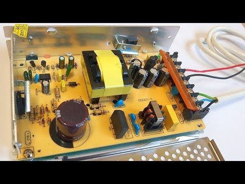 12v 10a Switching Power Supply With Schematic And Explanation Youtube Power Supply Hifi Amplifier Power