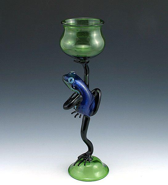 arte em vidro