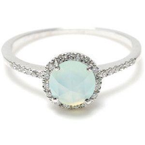 Chalcedony Ring... Love