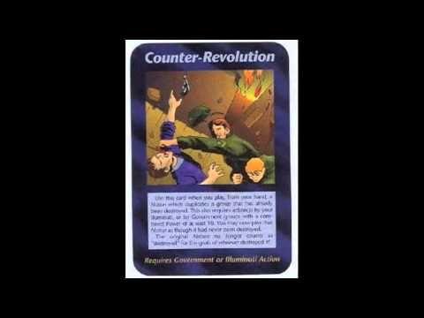 The Illuminati Card Game is Becoming a Reality-TIME TO WAKE UP JFK Speech   FalseFlagAmerica8675·