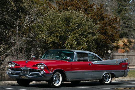 "1959 Dodge Custom Royal AS SEEN ON "" The Experts | Austin, Texas | Motoreum"
