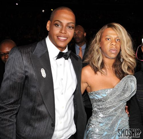 Lmao. I just can't quit laughing at the female version of Jay-Z.