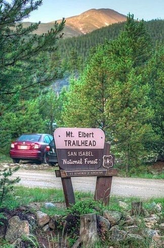 Mount Elbert Trail | 17 Trails In Colorado That Every Hiker Must Conquer