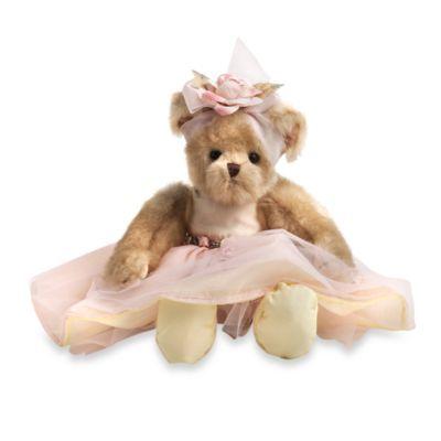 "Glenna Jean Madison Plush 14"" Prima Donna Bear - buybuyBaby.com"