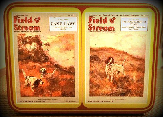 Playing Cards Upland Bird Dog Hunting by BuddyJacksDawgHouse on Etsy https://www.etsy.com/listing/261266023/playing-cards-upland-bird-dog-hunting