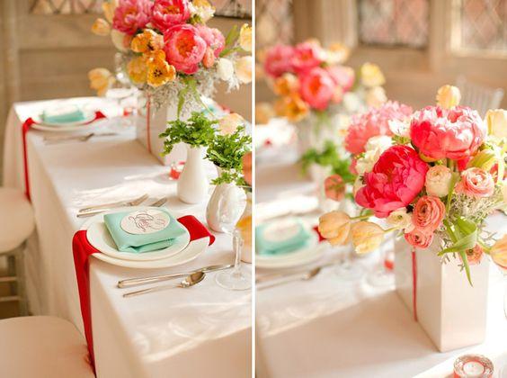 an-aqua-and-teal-wedding-inspiration_1661 - color scheme