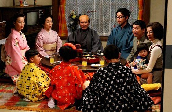 Ở Nhật Bản cũng có bữa ăn cuối năm