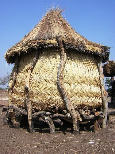 Chokossi silo, West Africa: