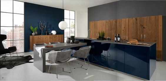 Awesome Wohnk chen Platz zum Leben nolte kuechen de K chen ideen Pinterest Places Open plan and Kitchens