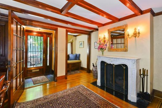Historic Properties for Sale - Historic Gold Coast Masterpiece - Chicago, Illinois: Brownstones Row, Interiors Room, John Wellborn, Google Search, Historic Home Interiors, Chicago Google, Boston Row