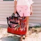 { GIVEAWAY: Nena & Co Weekender Bag }