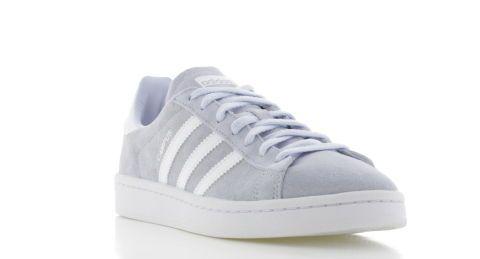 adidas Campus Lichtblauw Dames 39,95 www.sneakers.nl ...