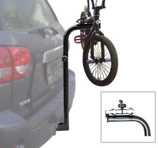 Soozier 2 Bicycle Bike Rack Hitch Mount Carrier SUV Truck Van Swing Heavy Duty #Soozier