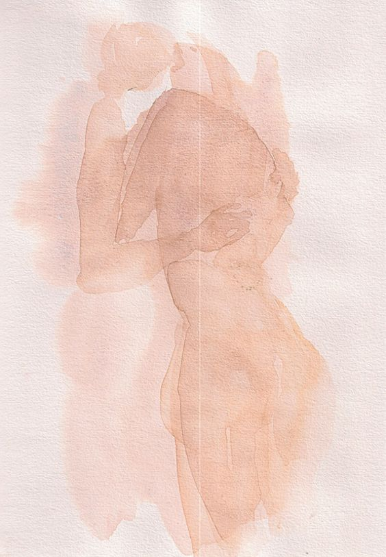 Francois Henry Galland watercolors