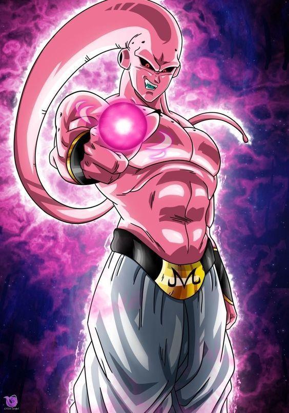 Buu Dragonball Anime Dragon Ball Super Dragon Ball Artwork Dragon Ball Goku