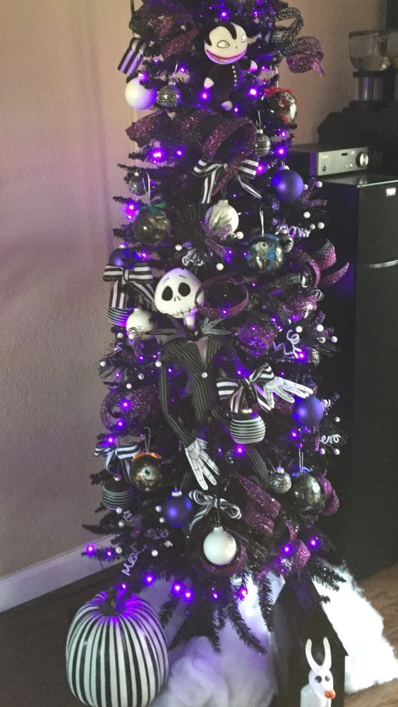 What are some similarities between halloween and christmas?