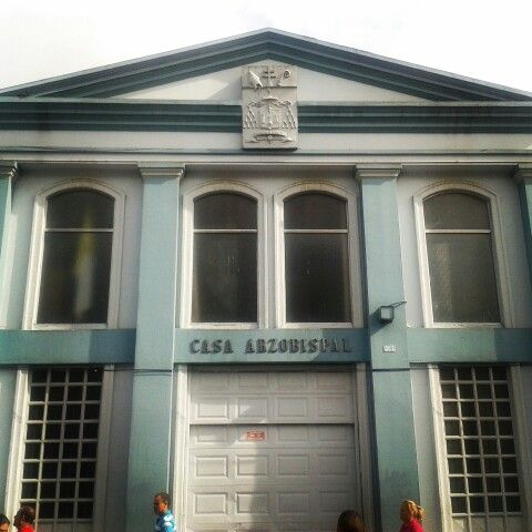 Casa Arzobispal de San José,  Cista Rica.