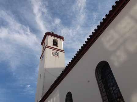 Parroquia Nuestra Senora del Rosario Coronada, Fuengirola, Spain