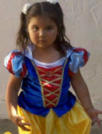 My Little Snow White :)