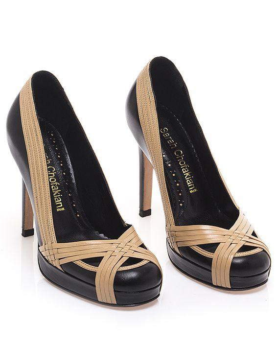 Sapato Adresse I - Sarah Chofakian