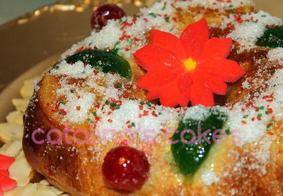 Roscón de Reyes... ¡¡Paso a paso!