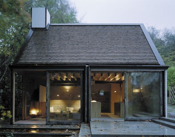 The Mill House by Wingårdh Architects