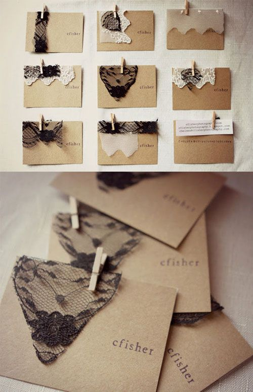 20 Unusually Creative Examples of Business Card Designs