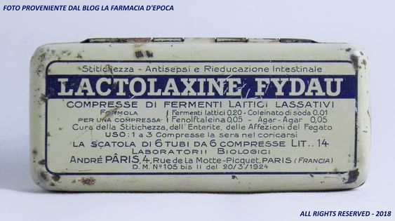 Lactolaxine Fydau