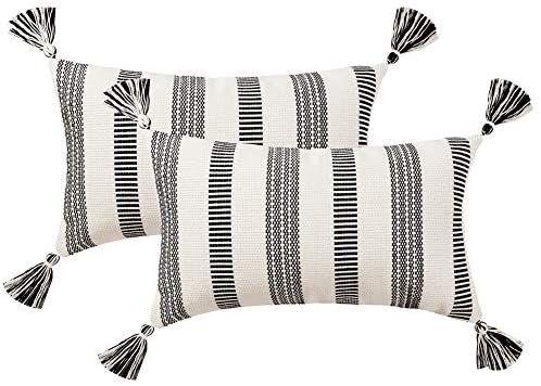 throw pillows lumbar throw pillow