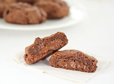 Nutella Lava cookies-cannot wait to try