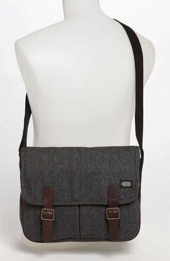 Jack Spade Herringbone Messenger Bag