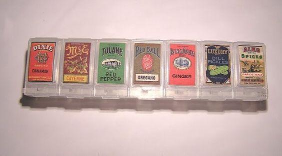 Portable Spices