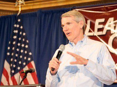 Ohio Republican Sen. Rob Portman handily reelected
