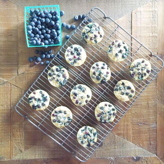 blueberryeggmuffins