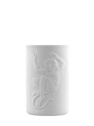 FURSTENBERG 1747 - MONKEY TOUCHÉ COLLECTION PORCELAIN GLASS - LUISAVIAROMA - LUXURY SHOPPING WORLDWIDE SHIPPING - FLORENCE