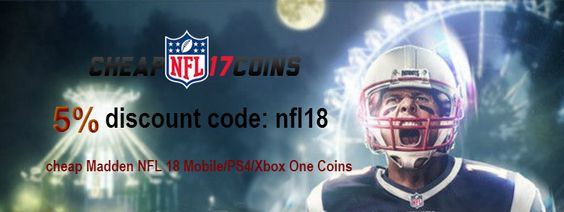Madden NFL 18 Coins PS4