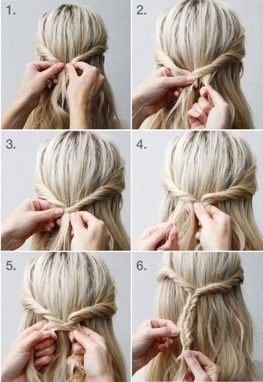 43 Easy Half Up Hairstyle Tutorials That Every Girl Must Try