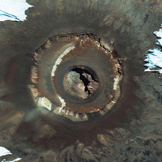 GeoEye Satellite Clip Art
