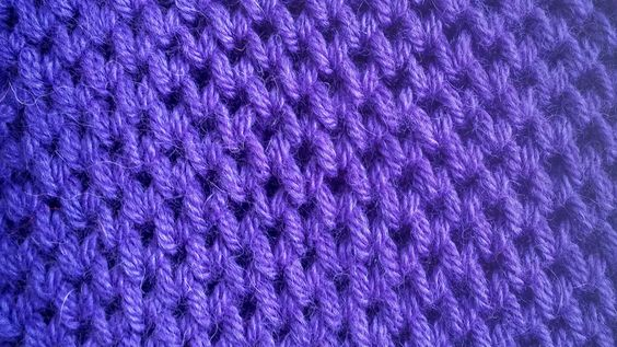 Hexagon Stitch. This stitch creates a dense, textured fabric, perfect for jumpers and accessories. This is a more advanced technique, but don't be put off! Simply follow our step-by-step instructions, or click the...