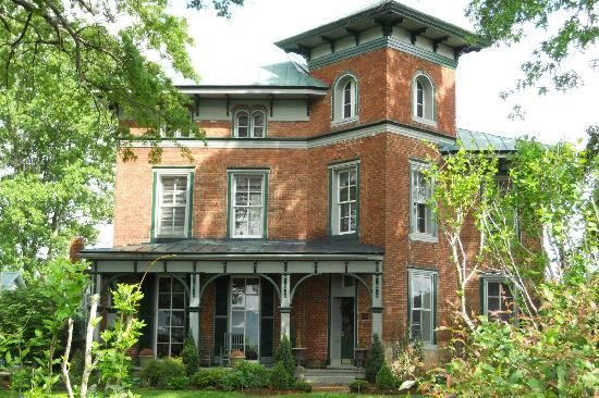 Fairview Bed and Breakfast- Amhearst Va -