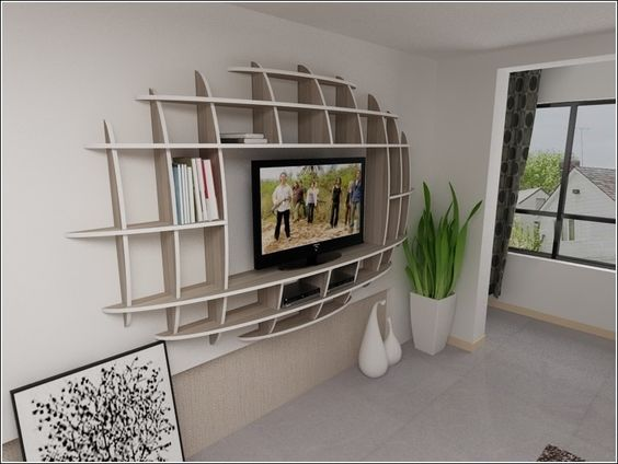 Schone Regale Design Fur Wohnzimmer Kleines Und Modernes D Regal