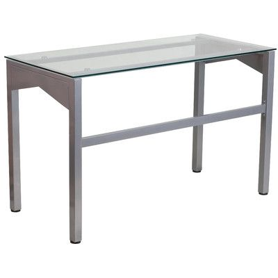 Flash Furniture Writing Desk & Reviews | Wayfair