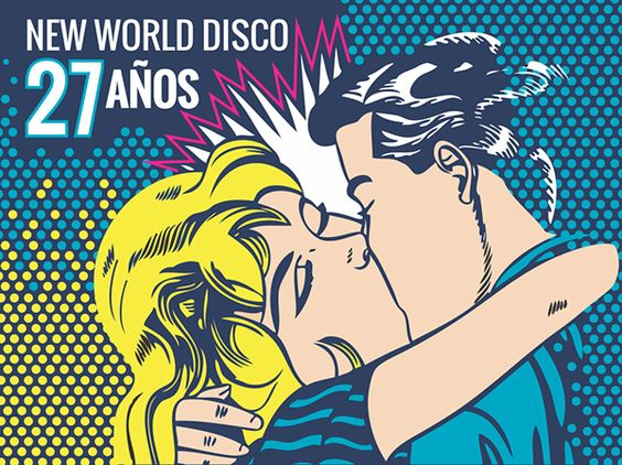 New World Disco