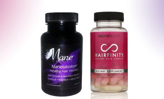Hairfinity vs Manetabolism | Hair!!!!!!!!!!!!!! | Pinterest