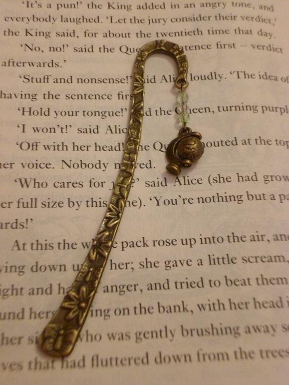 Steampunk Bookmark 'Globetrotter' £4.00