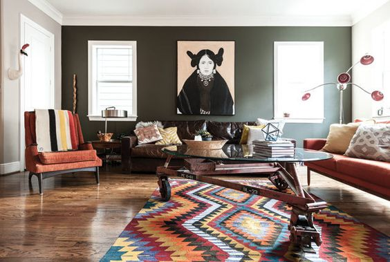The Bachelor Pad Gets an Upgrade Houston gents design spaces in their own stylish images.